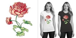 T-shirt print 05