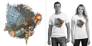T-shirt print 06