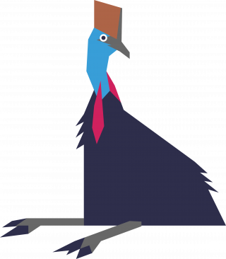 Blue cassowary sitting down.png