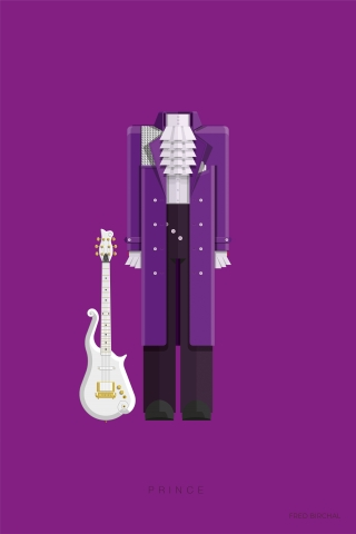 Prince - Music Costumes