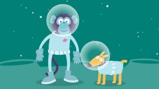 Character Design for Cosmic Kids Yoga