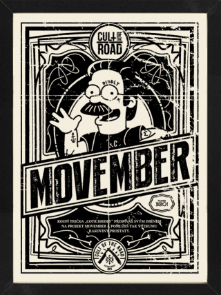 Cult of the Road - Movember poster.png