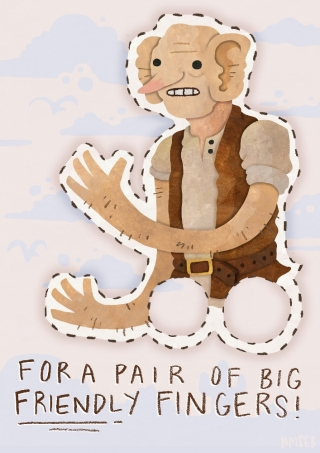 Big friendly Giant Finger Puppet.jpg