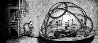 Lantern spins the orrery.jpg