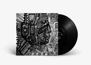 Vinyl-Warteschleifen-vorn