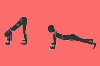 Yoga pose III