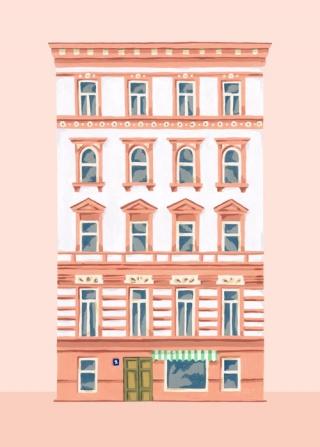 A Hotel in Prague