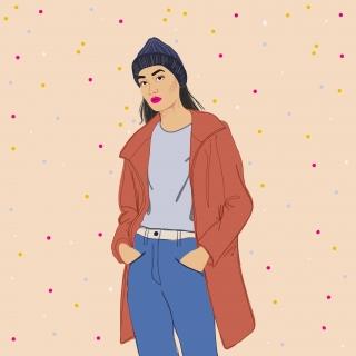 Confetti Urban Girl