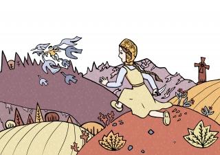 The Magic Swan Geese