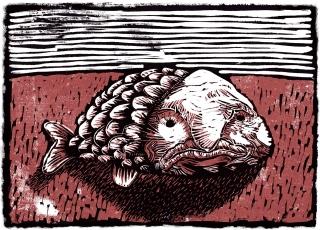 Christmas fish linocut.jpg
