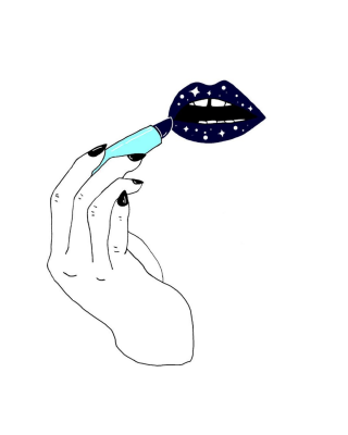 starry-lips