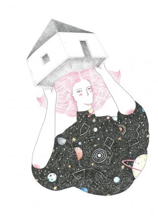 Cosmic girl .jpg
