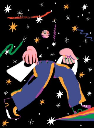 Cosmic man.jpg