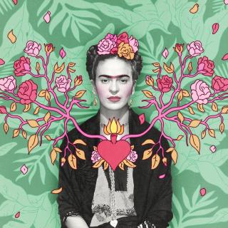 Frida Portrait