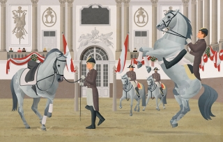 Horse riding book For Osborne publishing