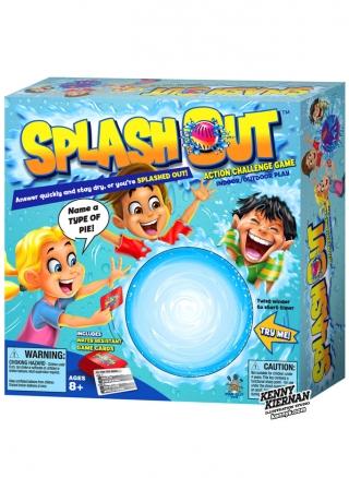 """""""Splash Out"""" children family toy game box packaging illustration.jpg"""
