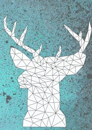 deer2 portrait
