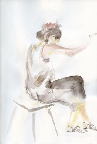 sitting girl drawing from phone.jpg