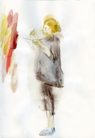 blonde girl painting standing.jpg
