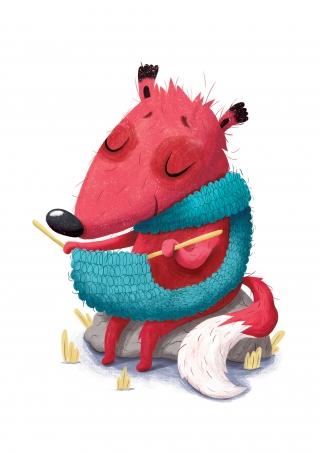 Knitting (Lil Castle).jpg