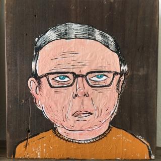 Portrait of Stanley