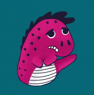 dinosaur doodle2