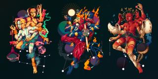 Zodiac: Gemini, Leo and Cancer
