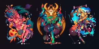 Zodiac: Pisces, Aries and Sagittarius