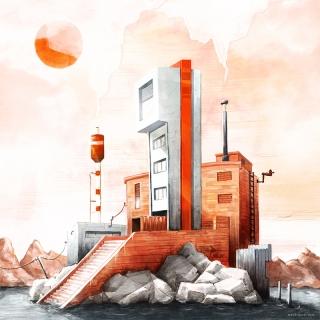 Por Inc. / Digital Painting