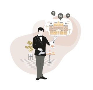 App Design for a Hotel