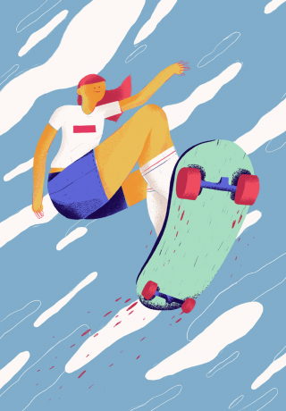 Skate girl jumping high.png