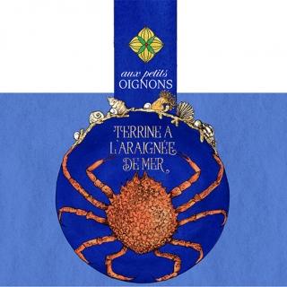 Packaging of a terrine