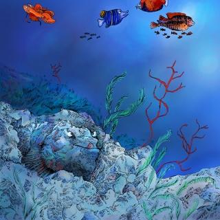 carmoufalged fish