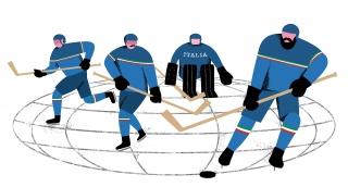Italy Hockey Team