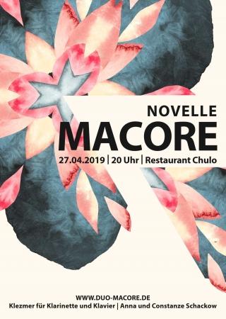 Concert poster for a Klezmer Duo: Duo Macore.jpg
