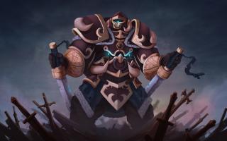 Armor Warrior - Maikel Kerkhoven