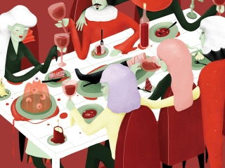 Group of vampires having a fine dinner.jpg