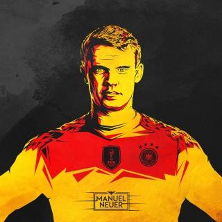 Vector_Manuel Neuer