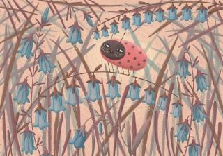 ladybug_and_bellflowers.jpg