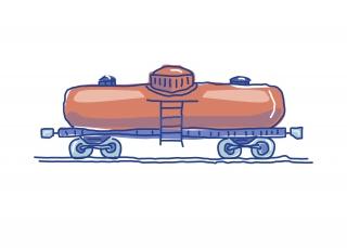 railroad Tanker