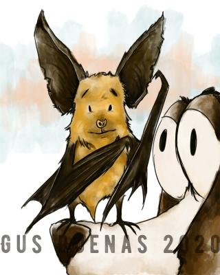 bat&dog