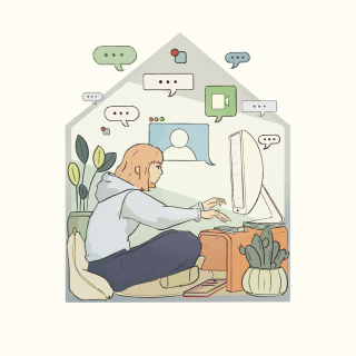 Working From Home - Notifications