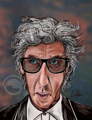 Dr. Who Peter Capaldi