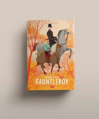 Linh Nguyen - Little Lord Fauntleroy Book Cover
