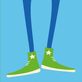 All Stars Sneakers Green