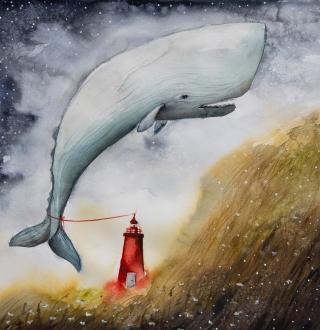 Utopia. Whale