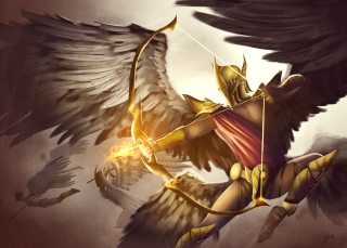 winged general