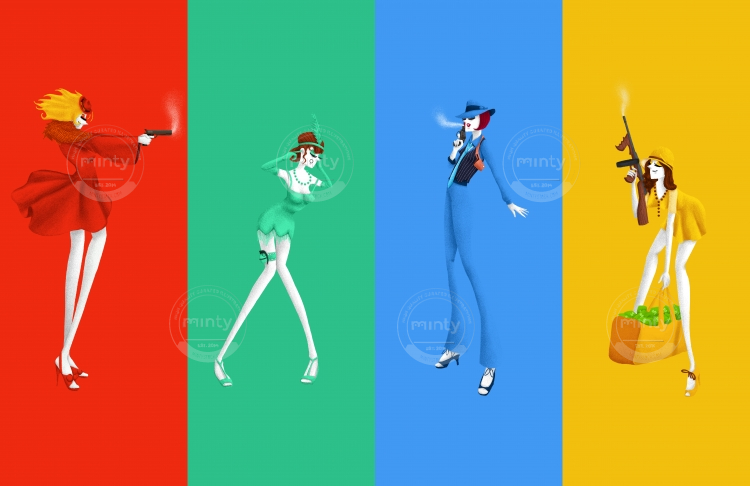 Style colours