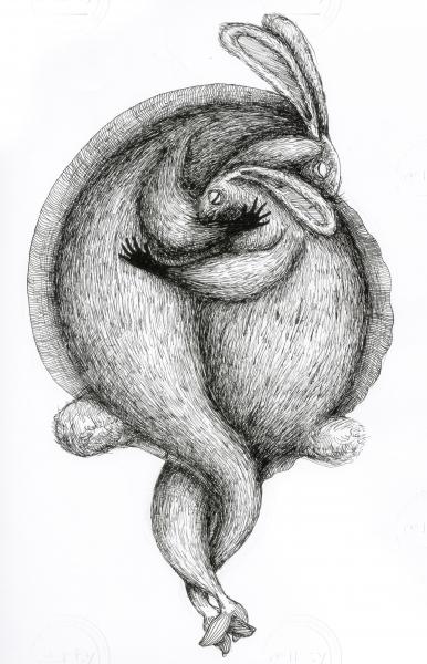 Bunny hug
