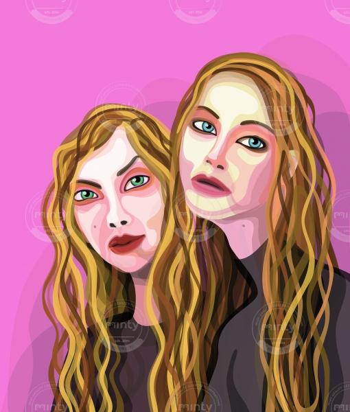 Rich and Famous (Scarlett & Jennifer)